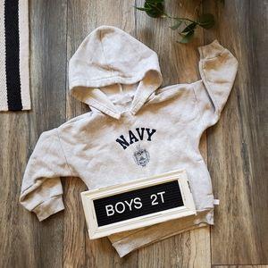 Other - Grey NAVY Sweatshirt | US Navy